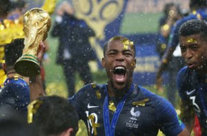 世界杯法国队夺冠!是时候与张阿姨奶茶加盟店嗨一场了!