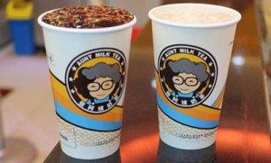 张阿姨奶茶怎么样?张阿姨奶茶加盟店在市场竞争中有优势吗?